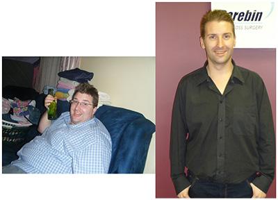 Brad's Weight Loss